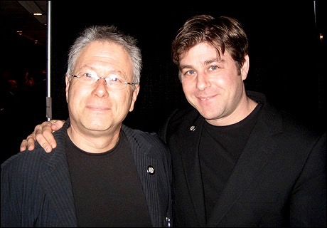 Glenn Slater and Alan Menken